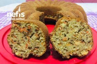 Havuçlu Cevizli Tarçınlı Kek (Nefis Kış Keki) Tarifi