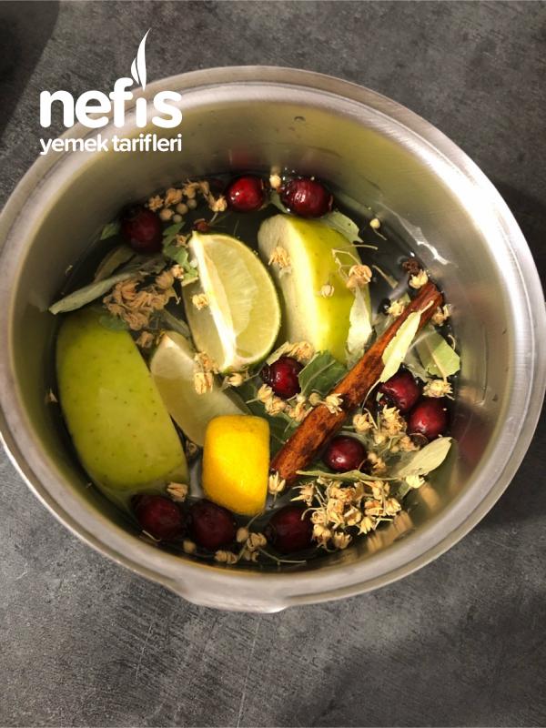 Kış Çayı(meyve çayı)