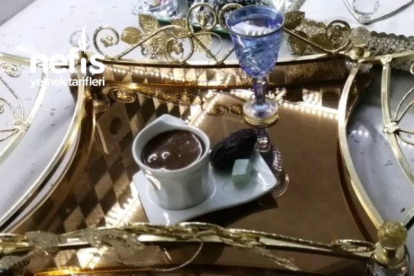 Kosova Kahvesi ( Hep Türk Kahvesi Mi Olsun) Tarifi