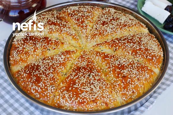 Pamuk Gibi Yumuşacık Kahvaltı Ekmeği Tarifi (videolu)