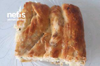 Peynirli Ve Pancarlı Kol Böreği Tarifi