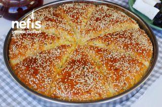 Pratik Kahvaltı Ekmeği (videolu) Tarifi