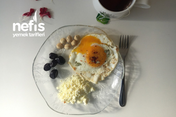 Sağlıklı Sabah Kahvaltısı Tarifi