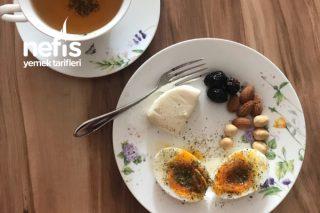 Uzun Süre Tok Tutan Diyet Kahvaltı 353 Kalori Tarifi