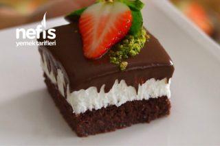 Ağlayan Pasta ( Pastam Çok Güzel Ağladı ) (Videolu) Tarifi