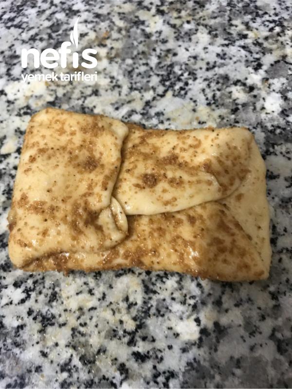 puf puf nefis Haşhaşlı Çörek