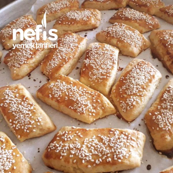 5 Dakikada Hazır, Kandil Çöreği. (Kıyır, Kıyır).