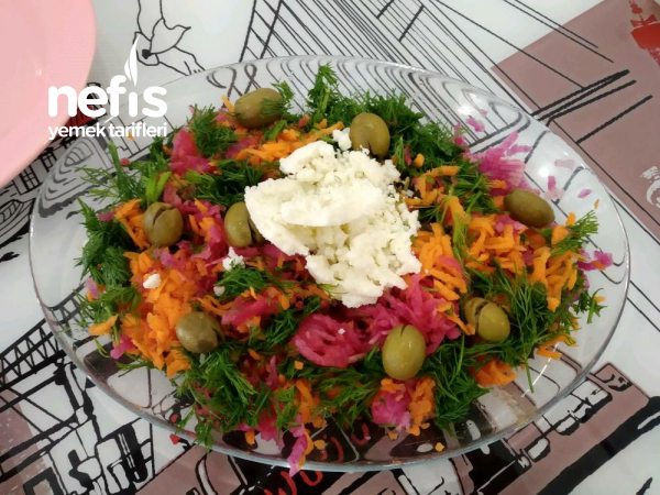 Ne Bulduysan Koy Salatası