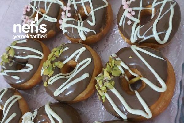 Donut(Mayalı Yumuşacık) Tarifi