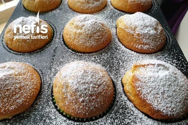Limonlu Muffin Kek Tarifi
