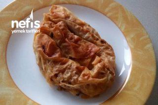 Patatesli Kıymalı Börek Tarifi