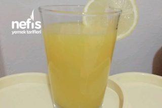 Portakallı Limonata Tarifi