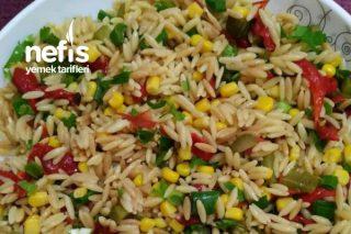 Şehriye (Gün) Salatası Tarifi