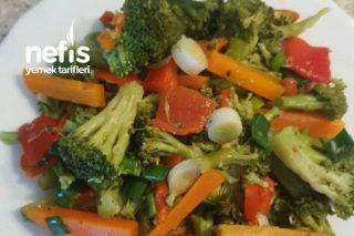 Çok Lezzetli Brokoli Salatam Tarifi