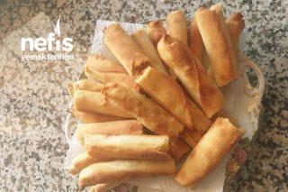 Kıymalı Patatesli Kol Böreği Tarifi