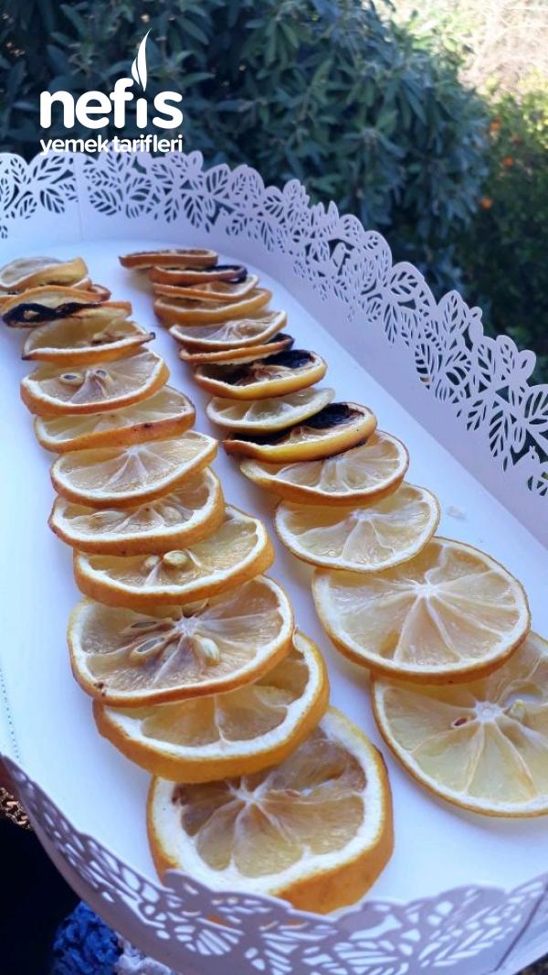 Kurutulmuş Limon