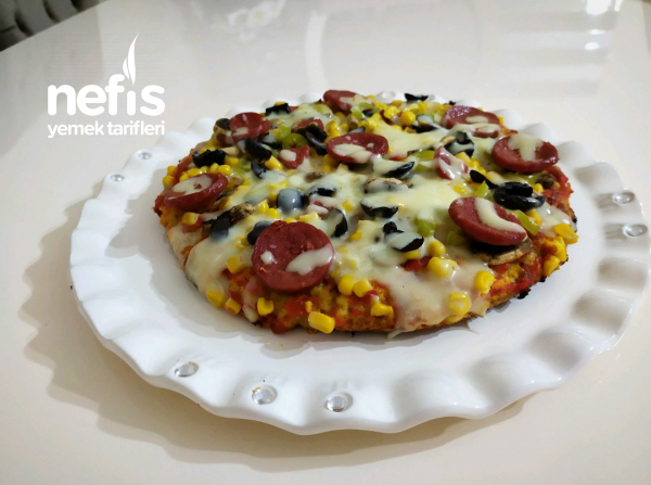 Tavada Şipşak Pizza