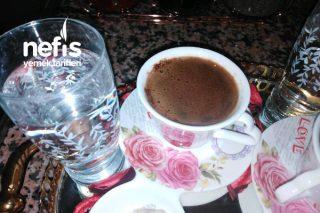 Türk Kahvesi (Kırk Yıl Hatırlı ) Tarifi