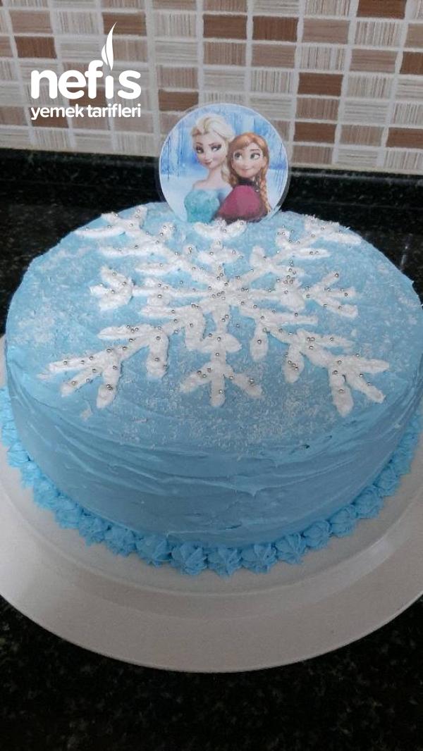 Elsa Pasta (Frozen Sevenler İçin)
