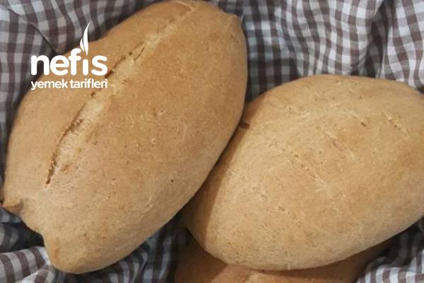 Tam Buğday Unlu Bebek Ekmeği Tarifi