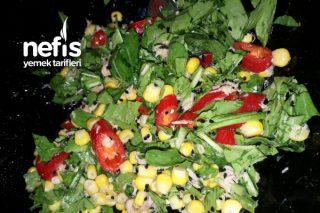 Yağ Yakan Mükemmel Salata Tarifi