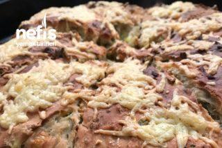 Kahvaltılık Bol Yeşillikli Ekmek Tarifi