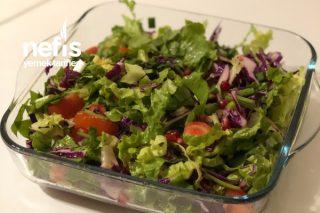 Narlı Kuzu Kulağı Salatası Tarifi