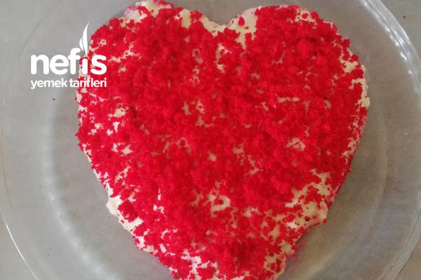 Sevdiklerinize Kalp Pasta Tarifi