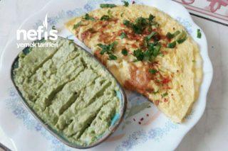 Sütlü Omlet (Sağlıklı Kahvaltı) Tarifi