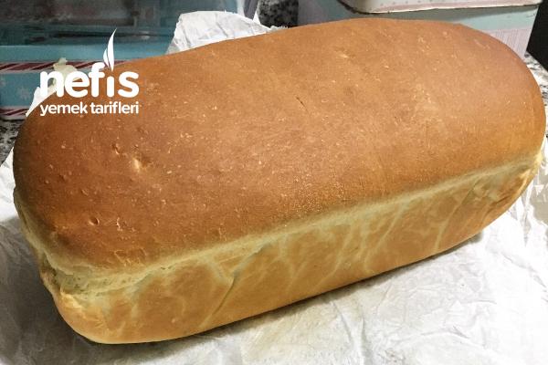 Pamuk Gibi Tost Ekmeği Tarifi