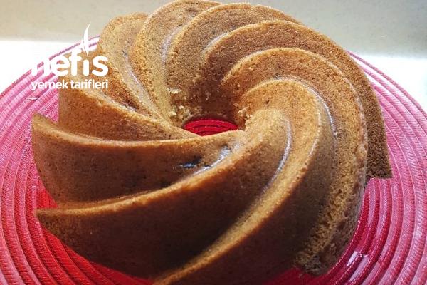 Üzümlü Cevizli Portakallı Kek Tarifi