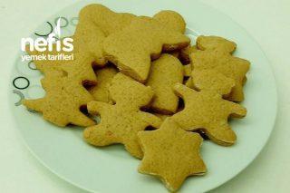 Zencefilli Kurabiye (Gingerbread Cookies) Tarifi
