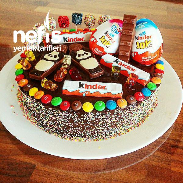1o Dakikada Şahane Doğum Günü Pastası