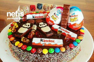 10 Dakikada Şahane Doğum Günü Pastası Tarifi