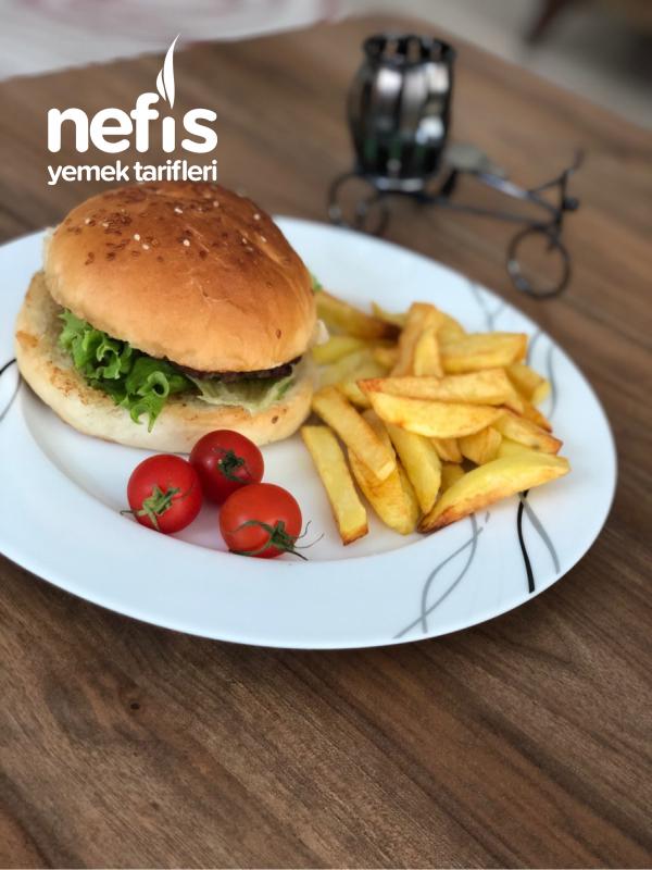 Cocuklar İcin Hamburger