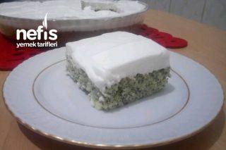 Haşhaşlı Süt Şerbetli Revani Tarifi