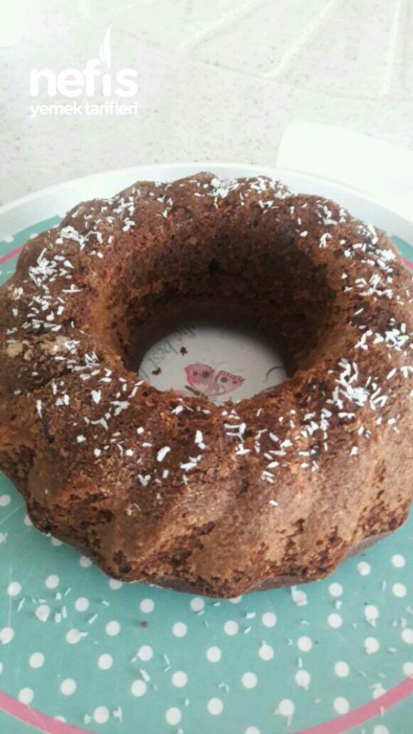 Şekersiz kek