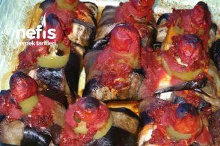 Az Kalorili Köfteli İslim Kebabı Tarifi