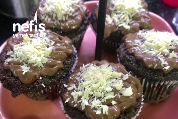 Çikolatalı Cupcake Tarifi