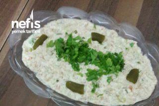 Kereviz Havuç Pırasa 3ü Bir Arada Salatası Tarifi