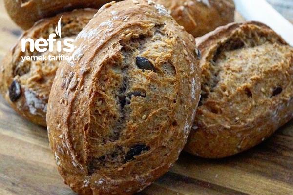 Mini Ekmekler Tarifi