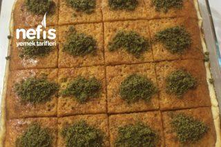 Nefis Ekmek Kadayıfı Tatlısı Tarifi