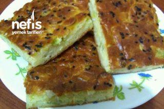 Pırasanın En lezzetli Hali Pırasalı Çörek Tarifi