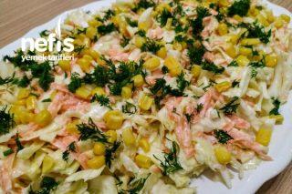 Coleslaw Salata Tarifi