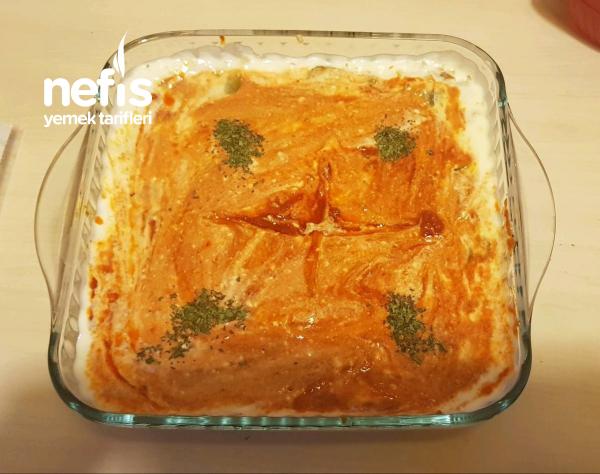 Köz Patlıcan Salatasi