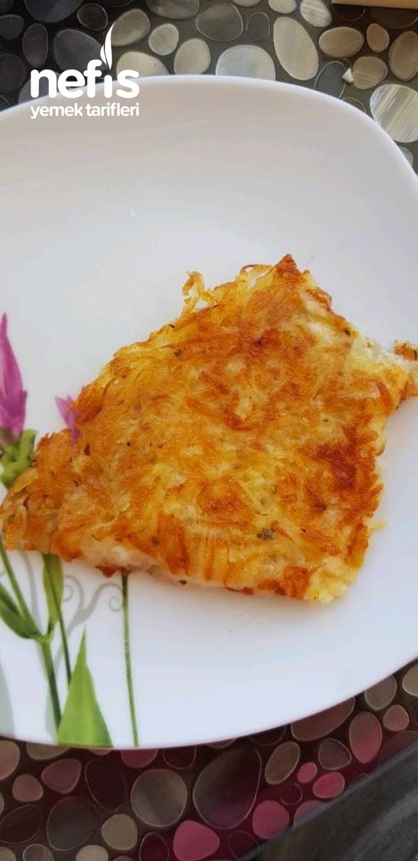 Tavada Patates Tostu