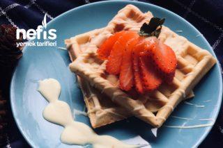 Belçika Waffle Tarifi