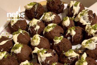 Beyaz Çikolatalı Cocostar Kurabiye Tarifi
