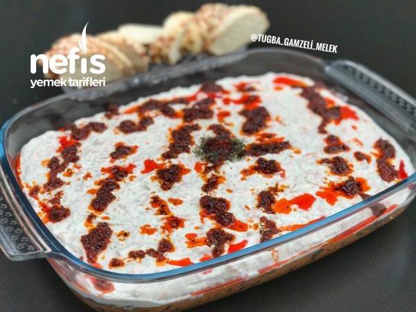 Kırmızı Mercimekli Müthiş Ezme Salata
