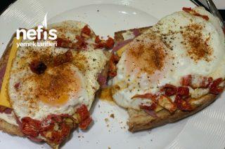 French Toast (Yumurta Üstü Tost) Tarifi